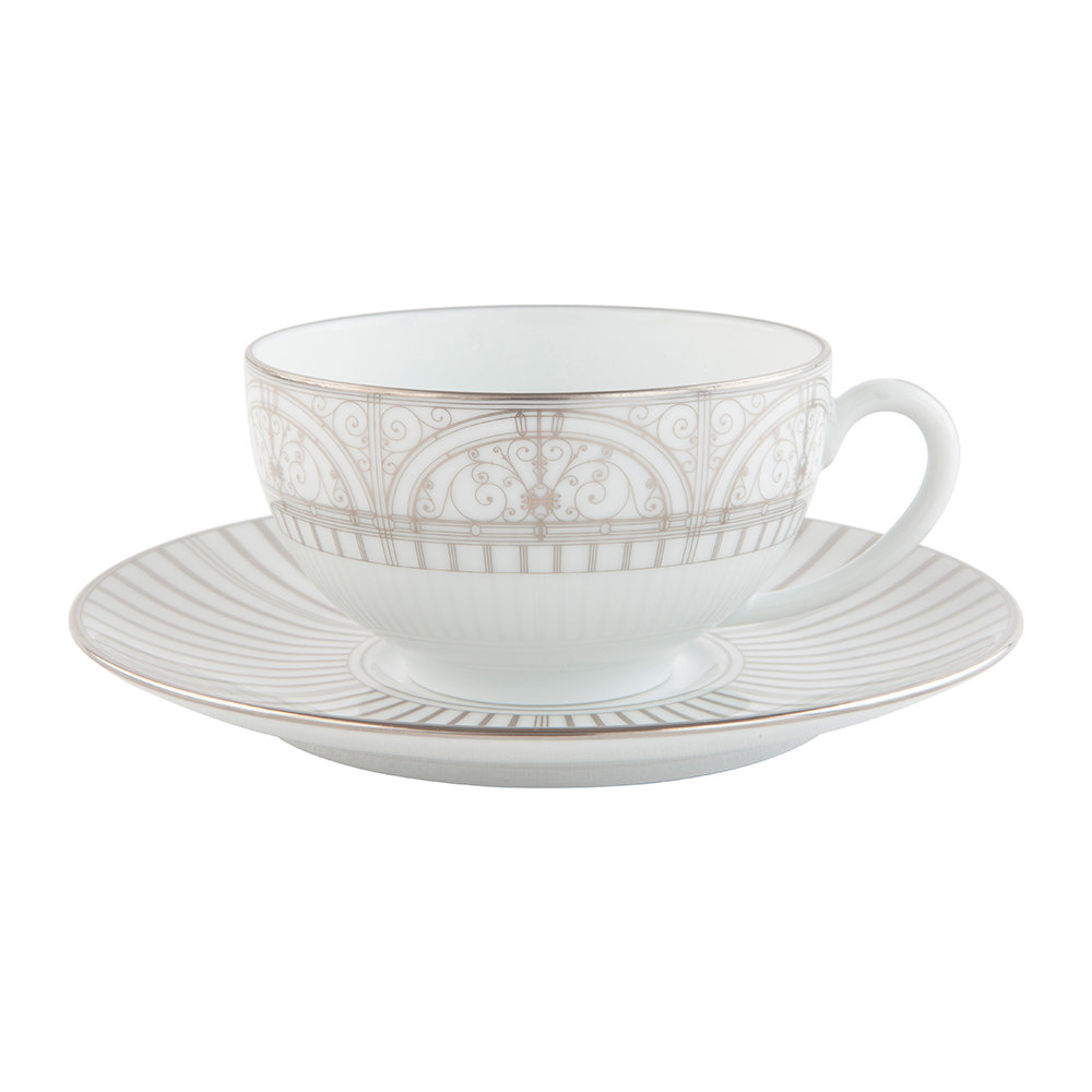 Haviland - Belle Epoque Teacup  Saucer