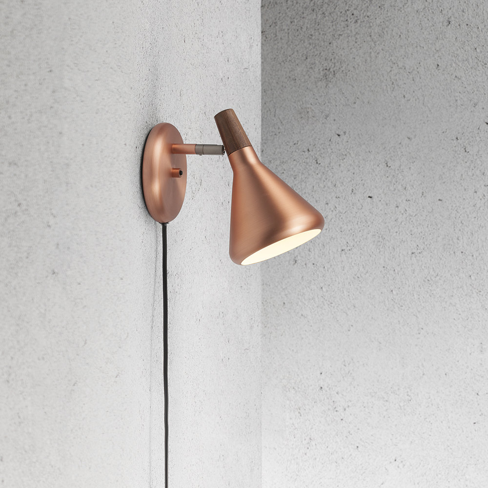 A by Amara - Float Wall Lamp - Copper