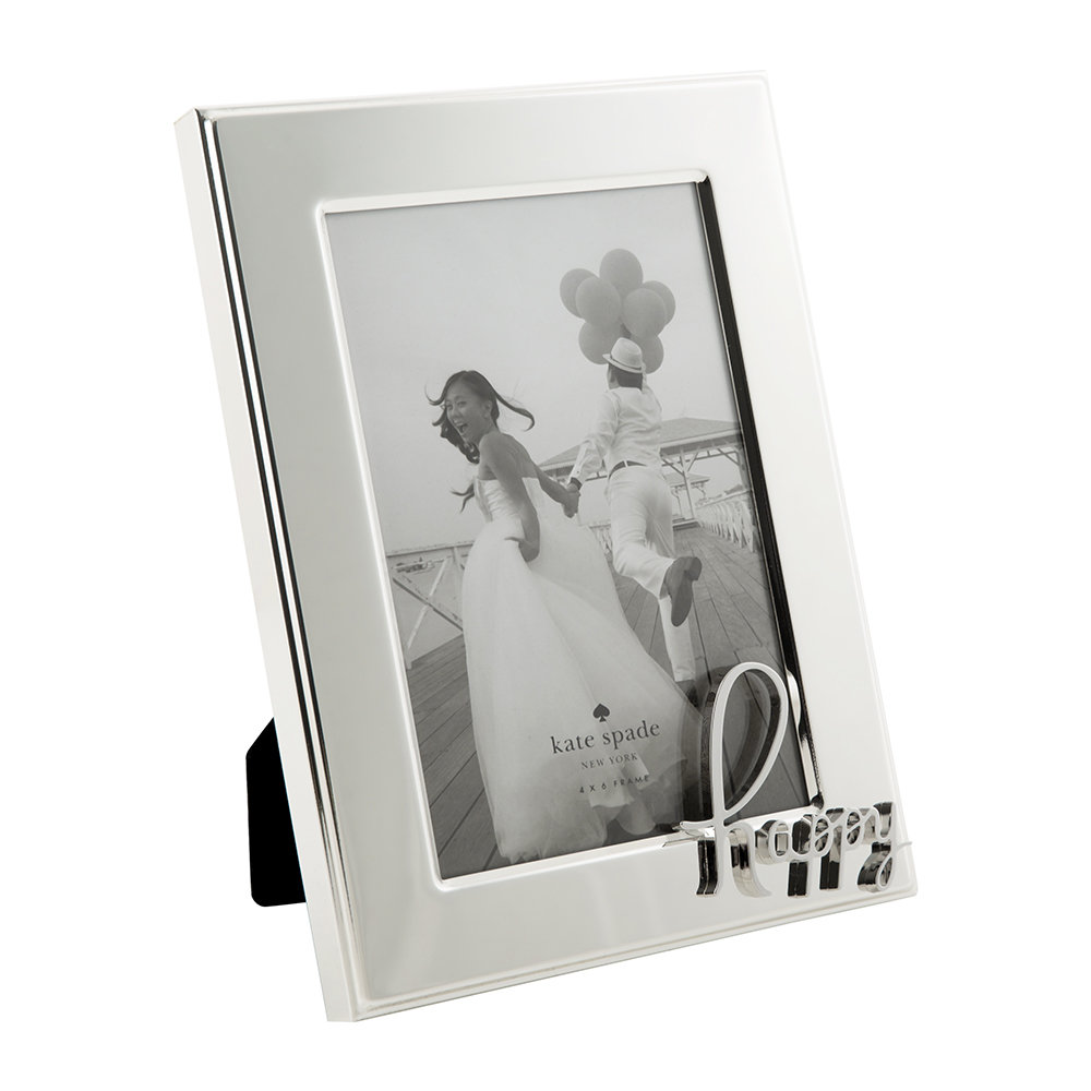 Buy kate spade new york In a Word Photo Frame - Happy - 4x6\