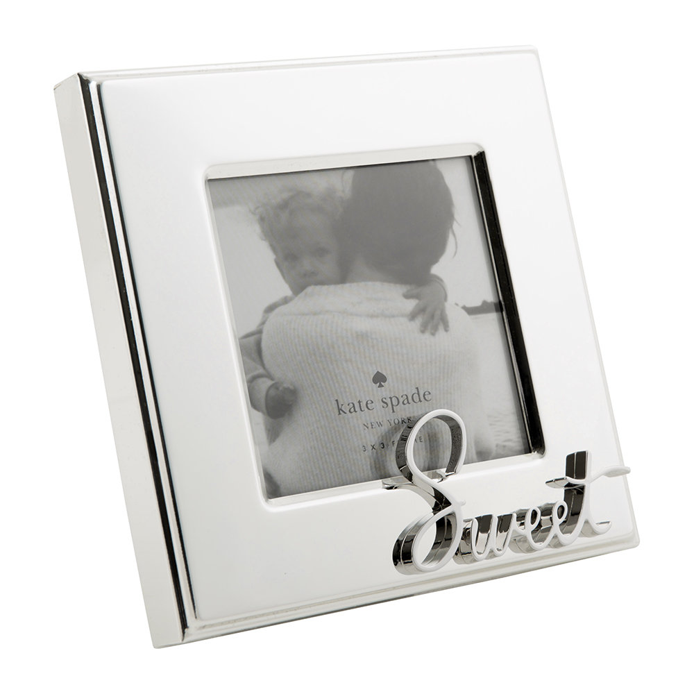 Buy kate spade new york In a Word Photo Frame - Sweet - 3x3\