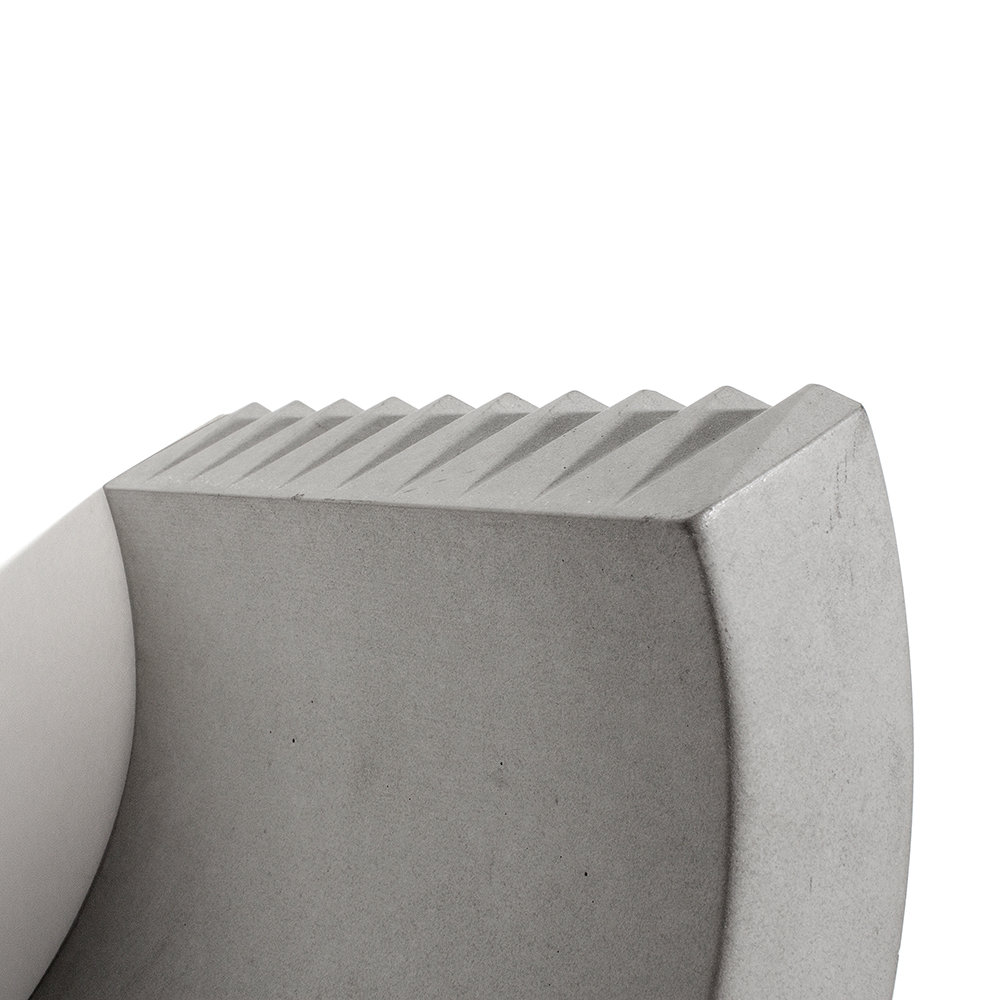 Lyon Beton - Concrete Cloud - Toilet Paper Dispenser - Extra Small