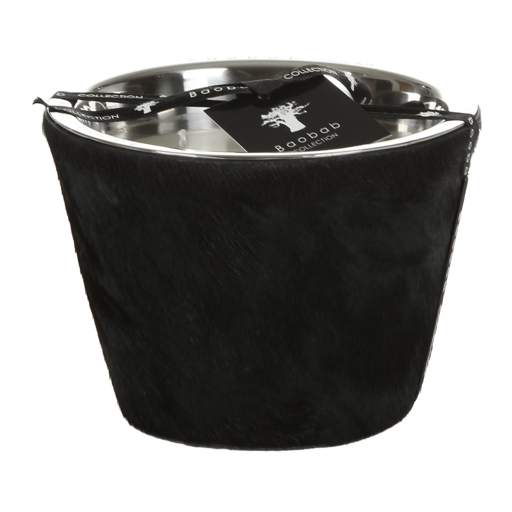 Baobab Collection - Black Panther Jungle Safari Scented Candle - 10cm