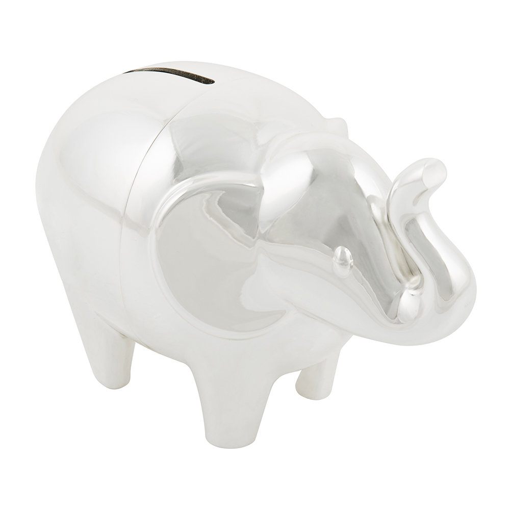 Vera Wang for Wedgwood - Love Always Elephant Bank