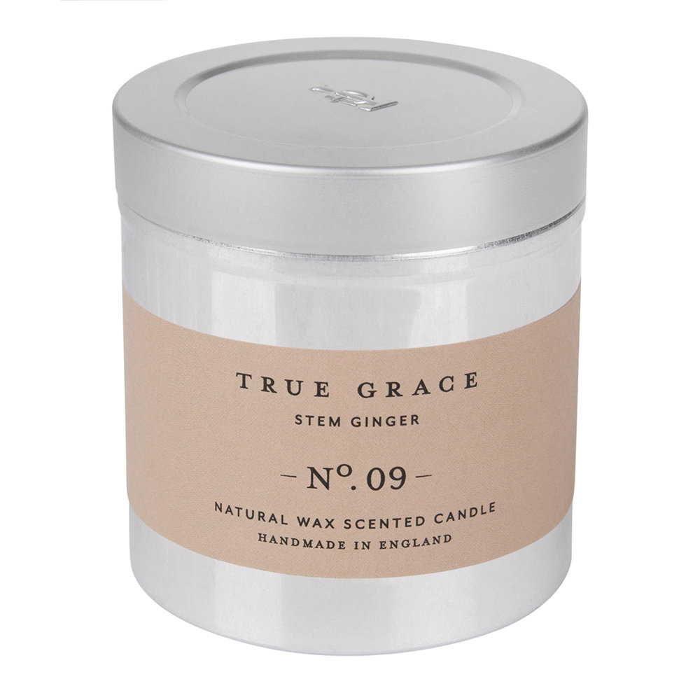 True Grace - Walled Garden Dosenkerze - Ingwer - 250g