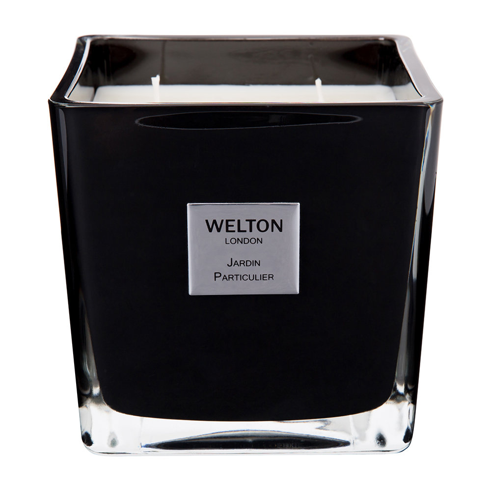 Welton London - Large Scented Candle - Jardin Particulier