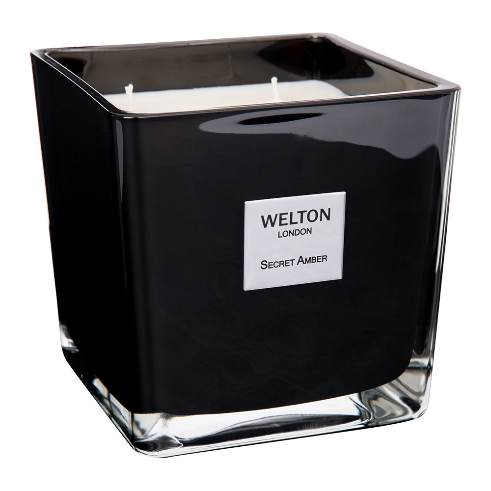 Welton London - Scented Candle - Secret Amber - 1.2kg
