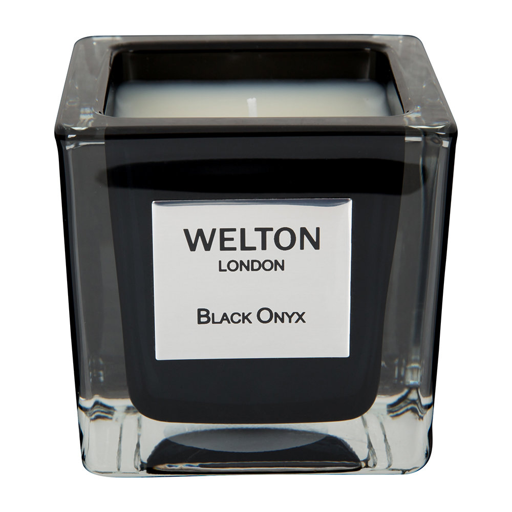 Welton London - Scented Candle - Black Onyx - 170g