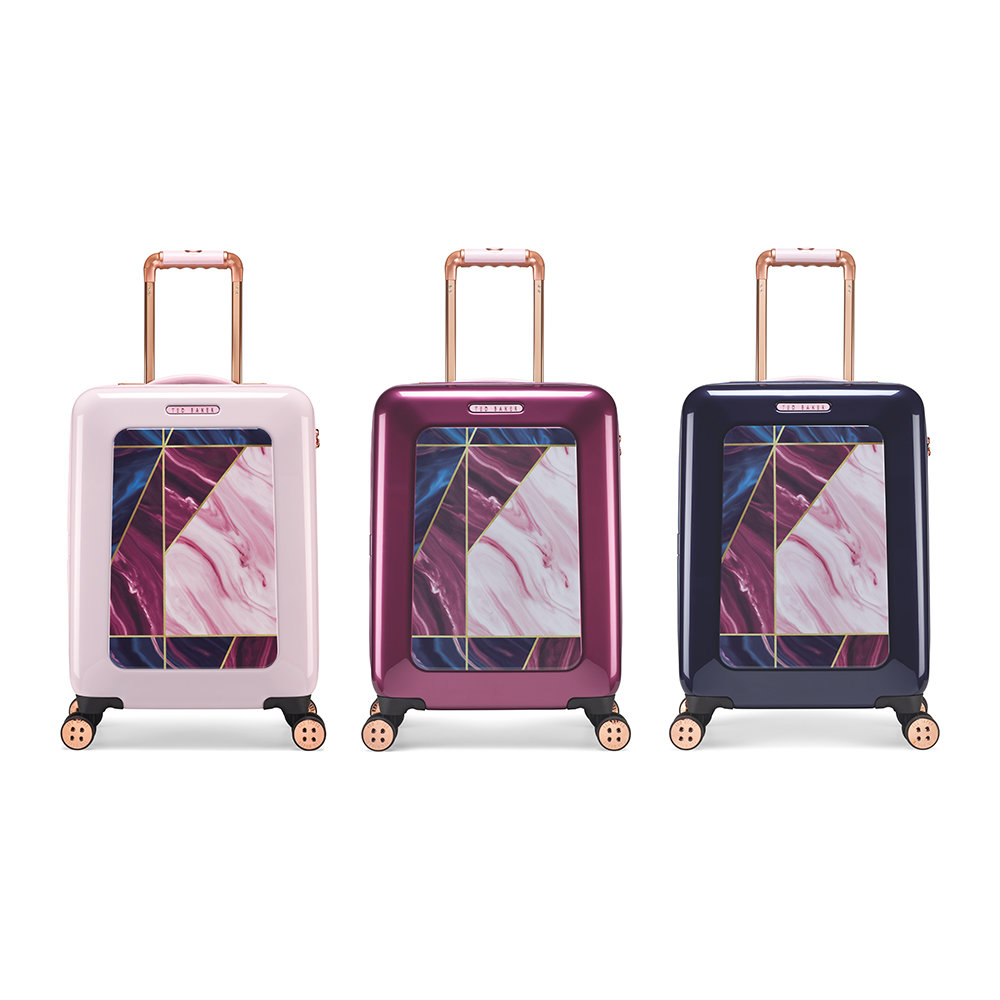 b7a1ecb8eb0b Buy Ted Baker Balmoral Limited Edition Suitcase - Small - Raspberry ...