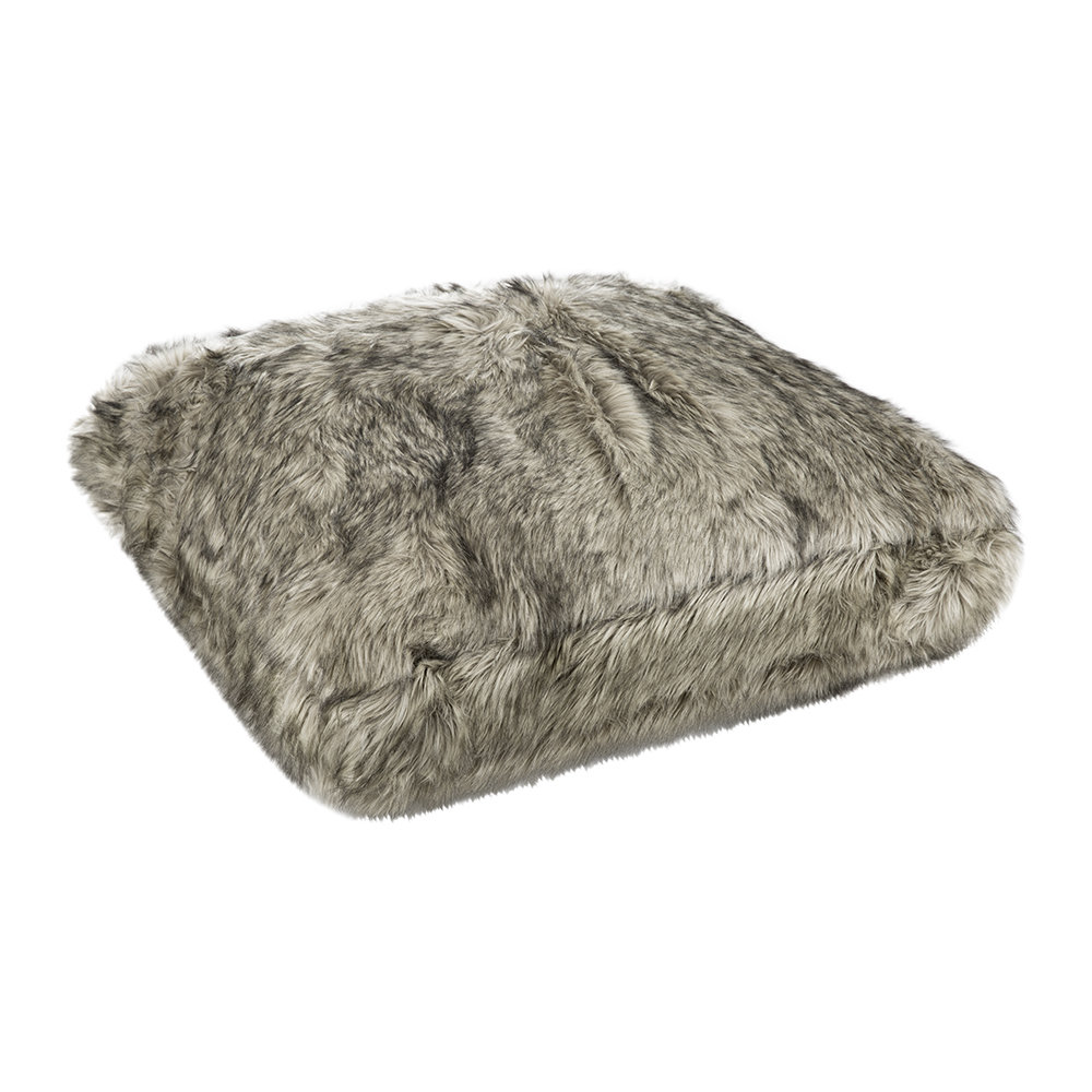 Lord Lou - Max Pet Bed - Grey Wolf - Medium