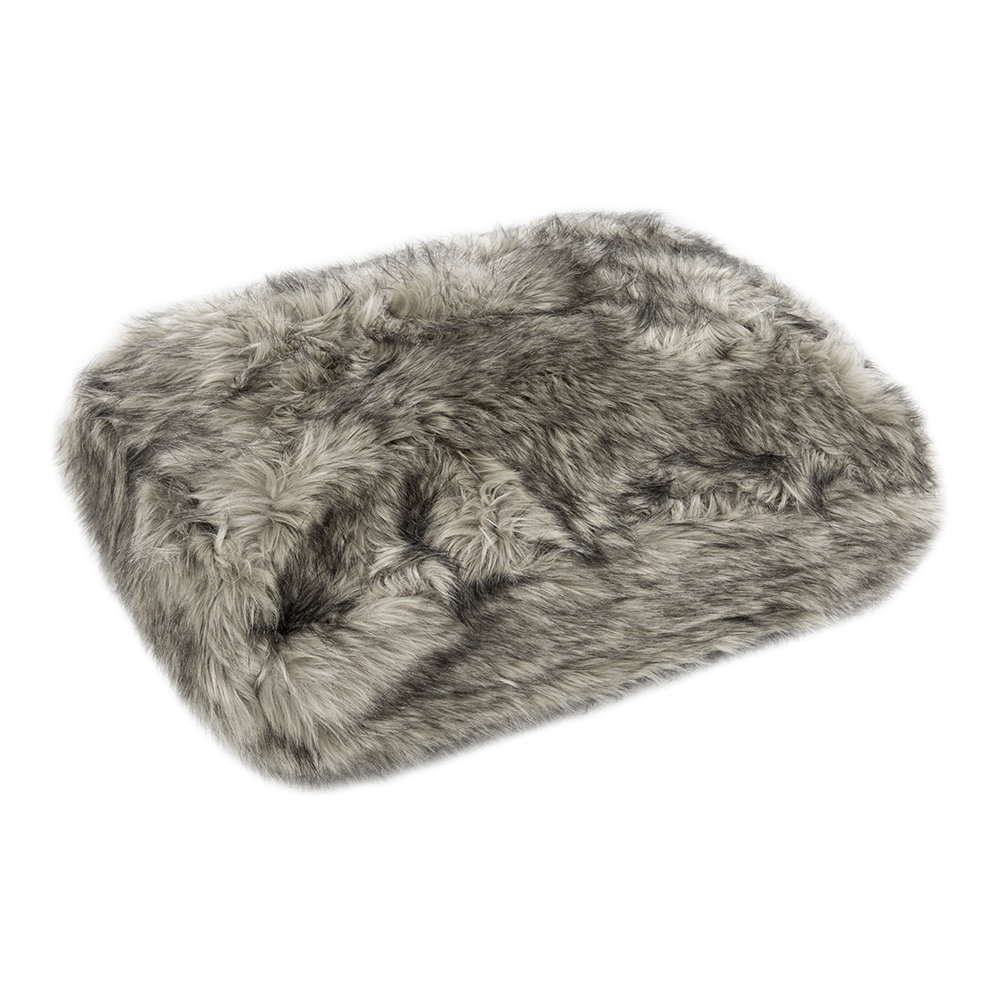 Lord Lou - Max Pet Bed - Grey Wolf - Small