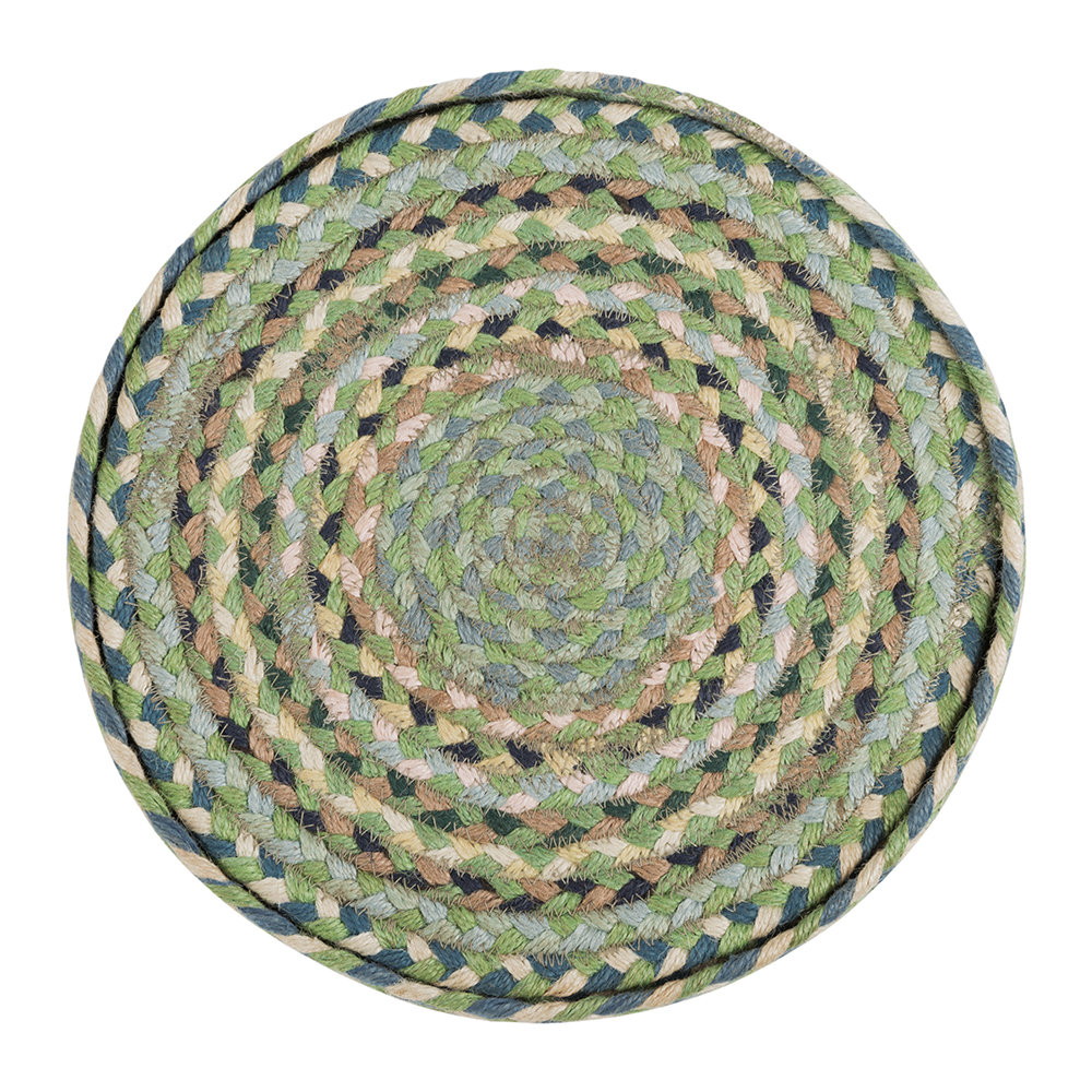 Buy The Braided Rug Company Rope Round Placemats