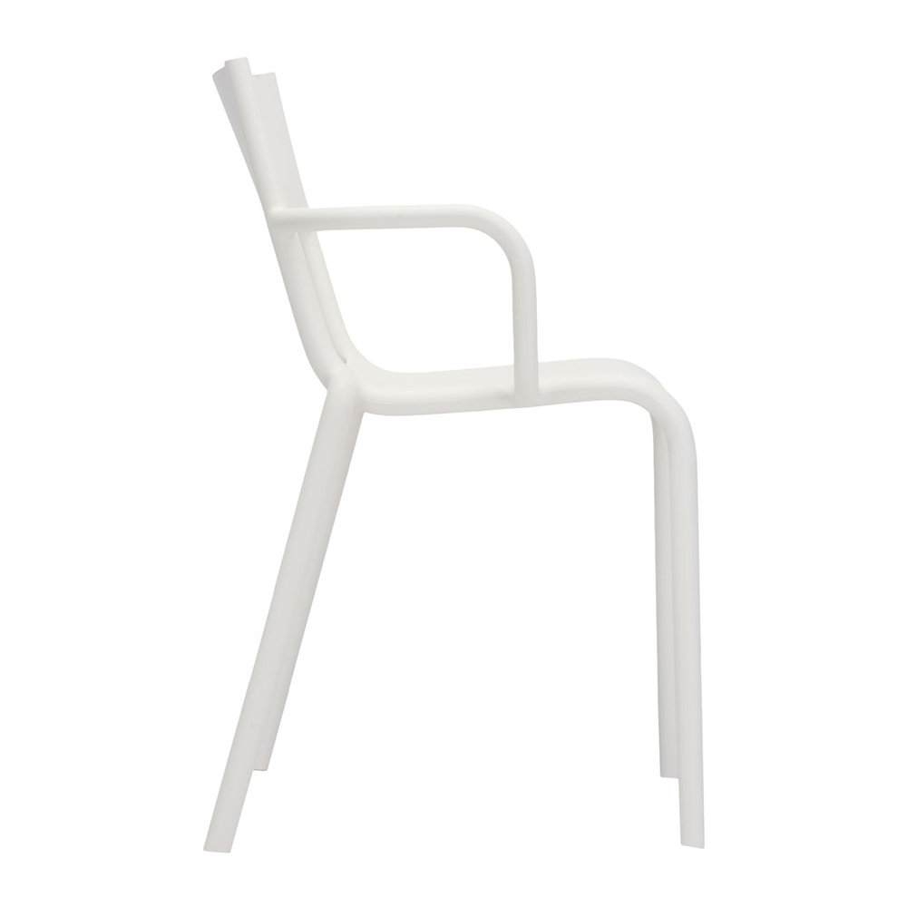 Kartell - Generic A Chair - White