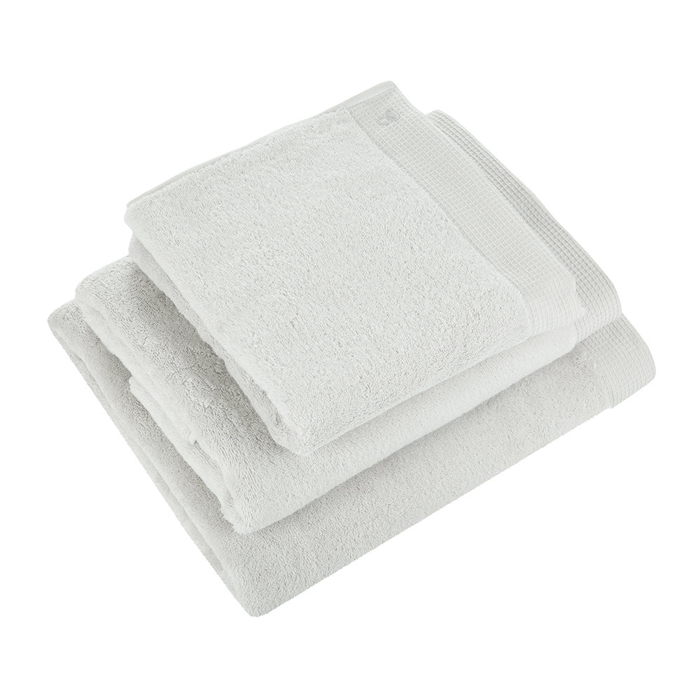 Yves Delorme - Astree Silver Towel - Hand Towel