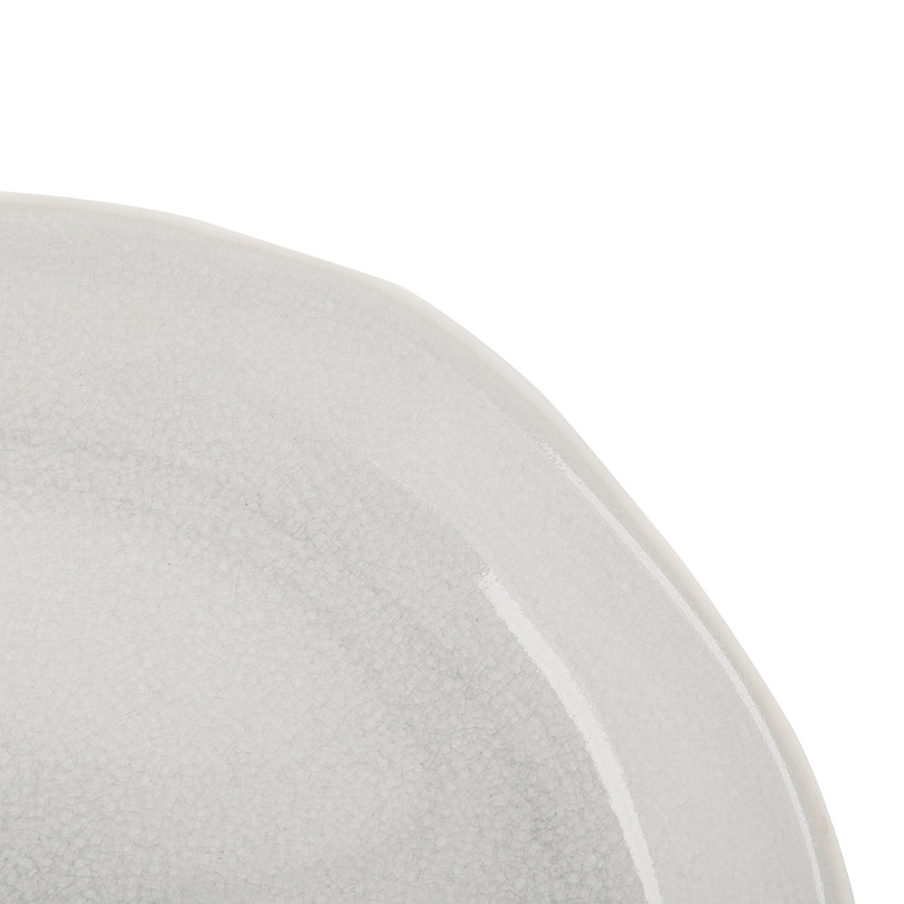 Jars - Maguelone Dinner Plate - Grey Cashmere