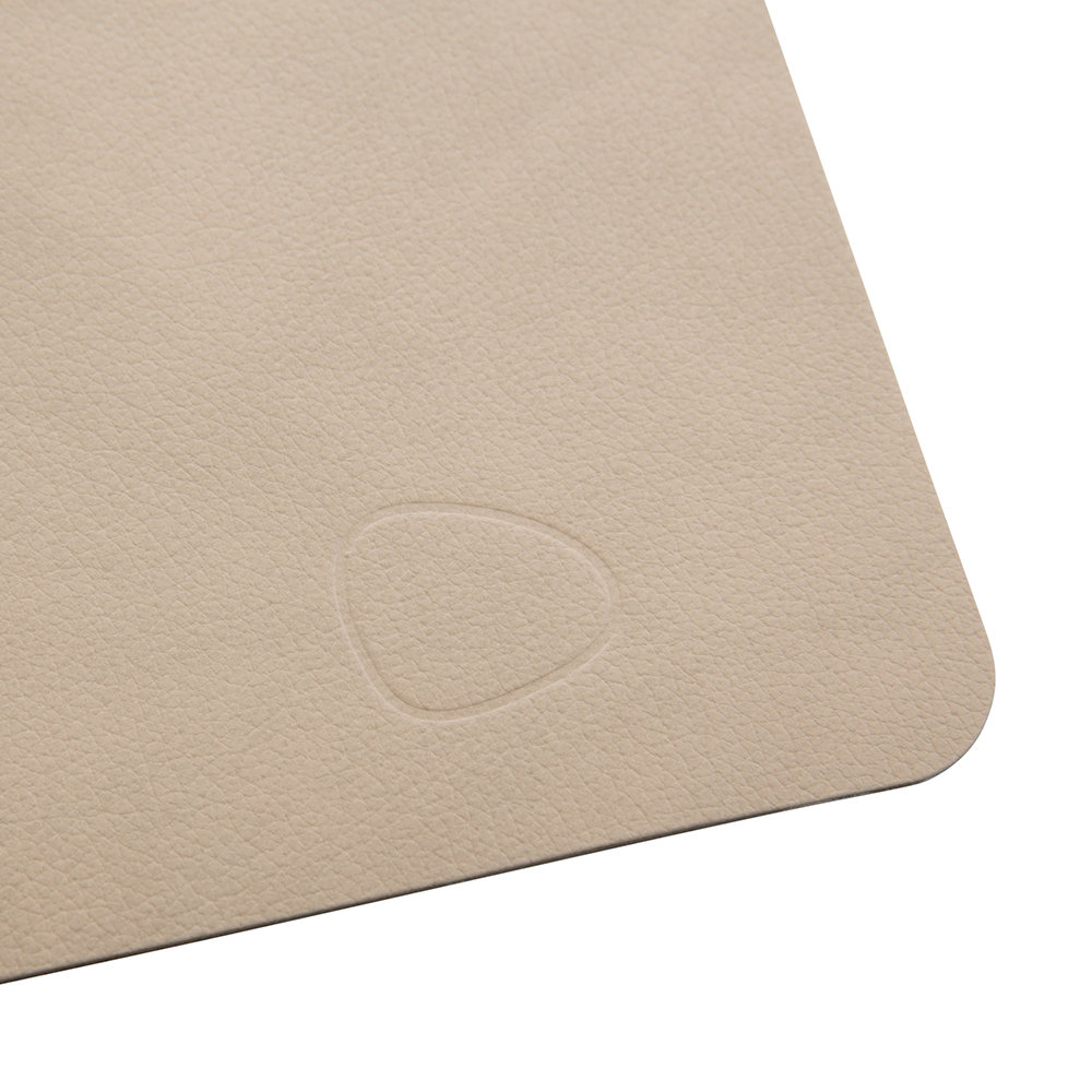 LIND DNA - Rectangle Table Mat - Sand - Large