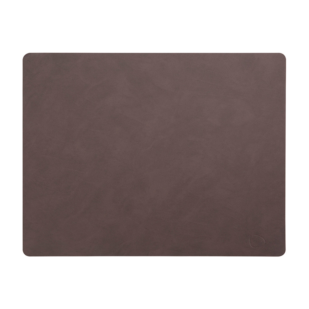 LIND DNA - Rectangle Table Mat - Purple - Large