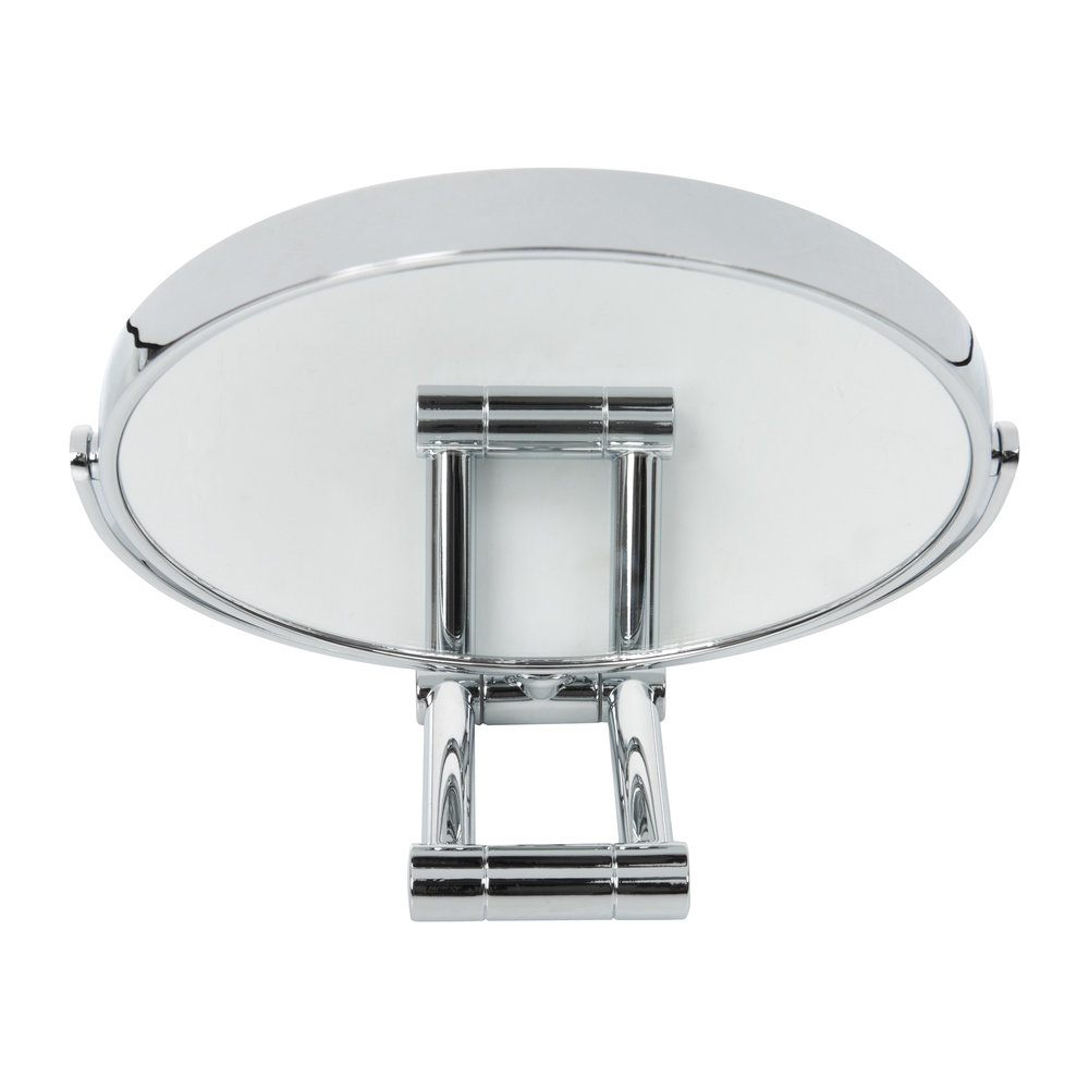 Buy decor walther spt 50 x cosmetic mirror chrome 10x for Mirror 50 x 50
