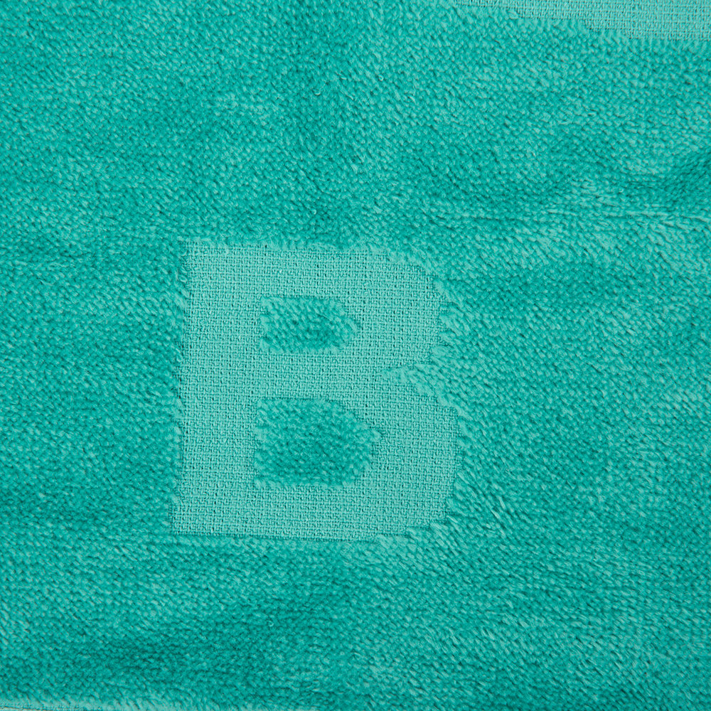 Hugo Boss - Carved Beach Towel - Lagoon