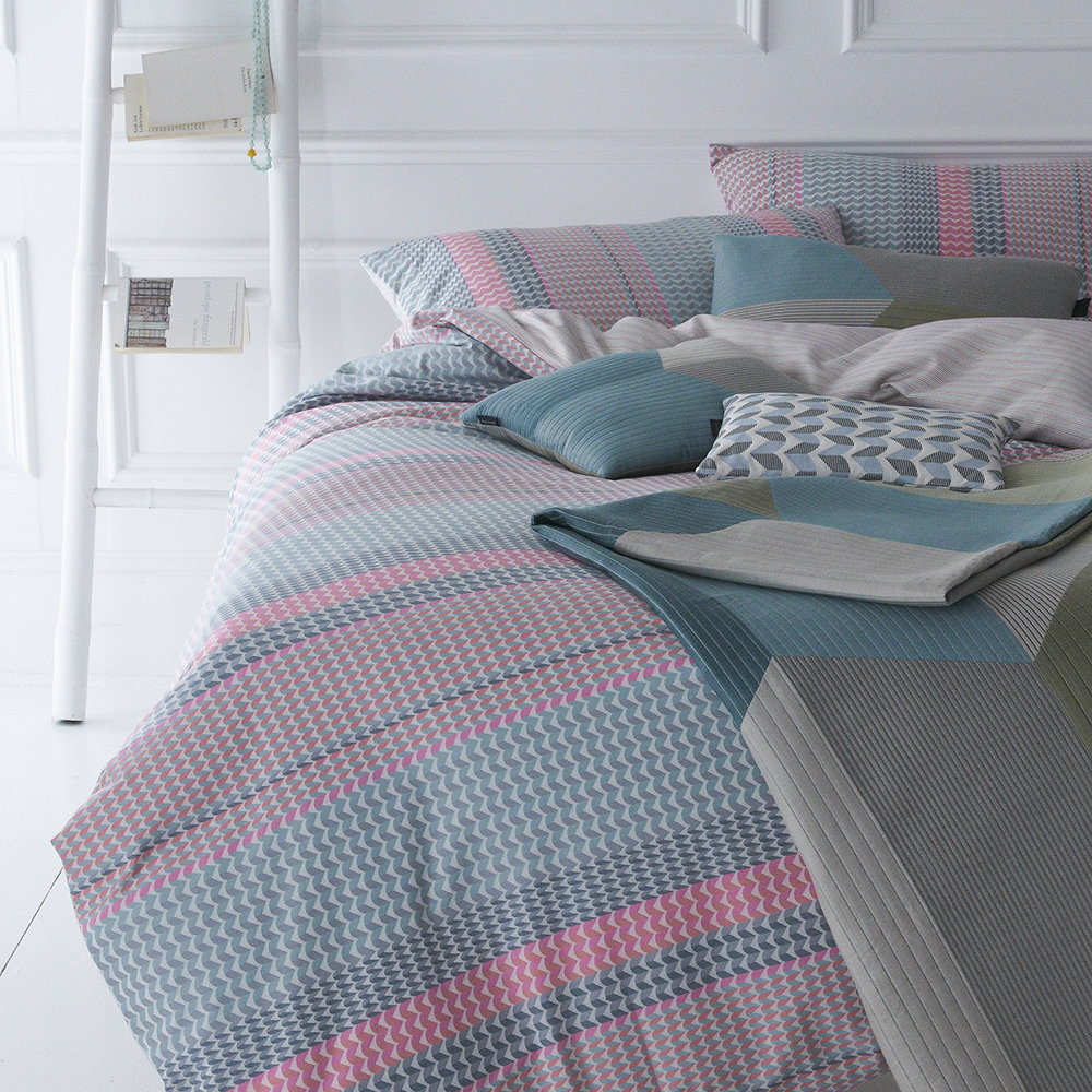 Margo Selby - Camber Duvet Cover - Double