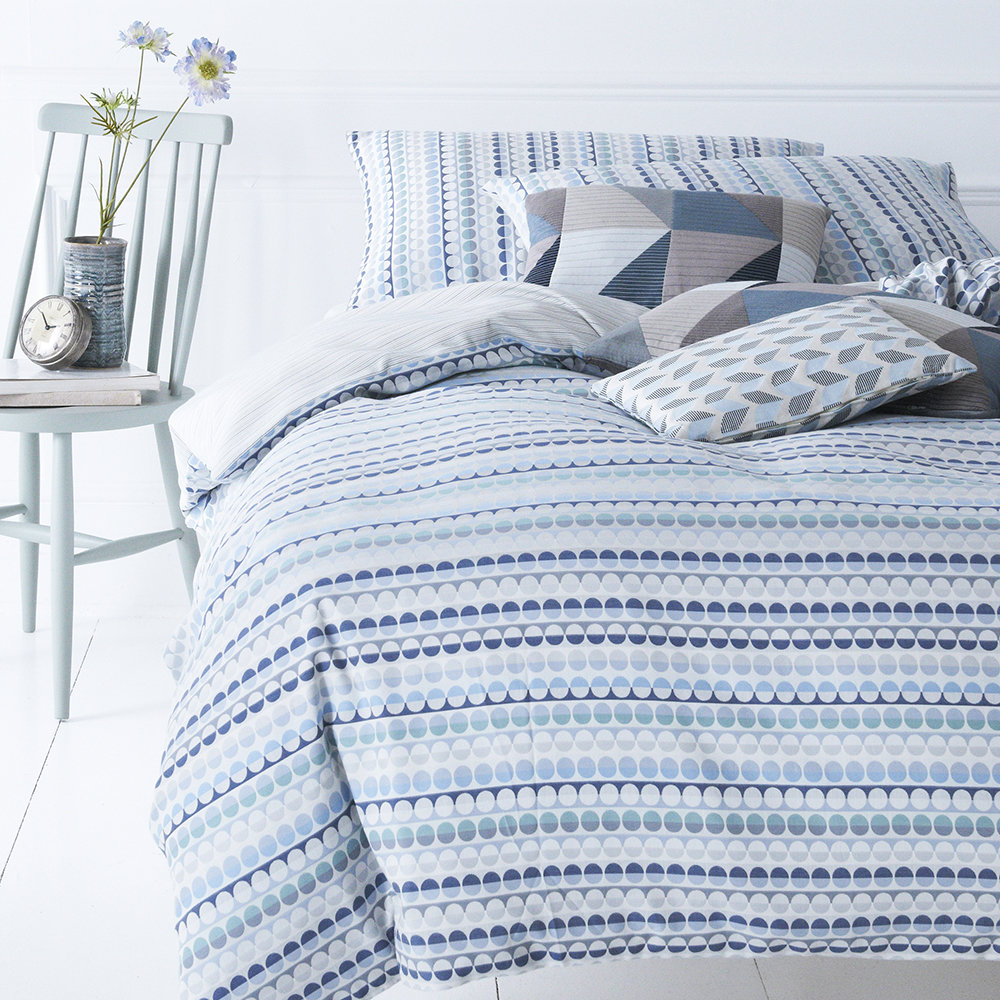 Margo Selby - Hove Duvet Cover - Double