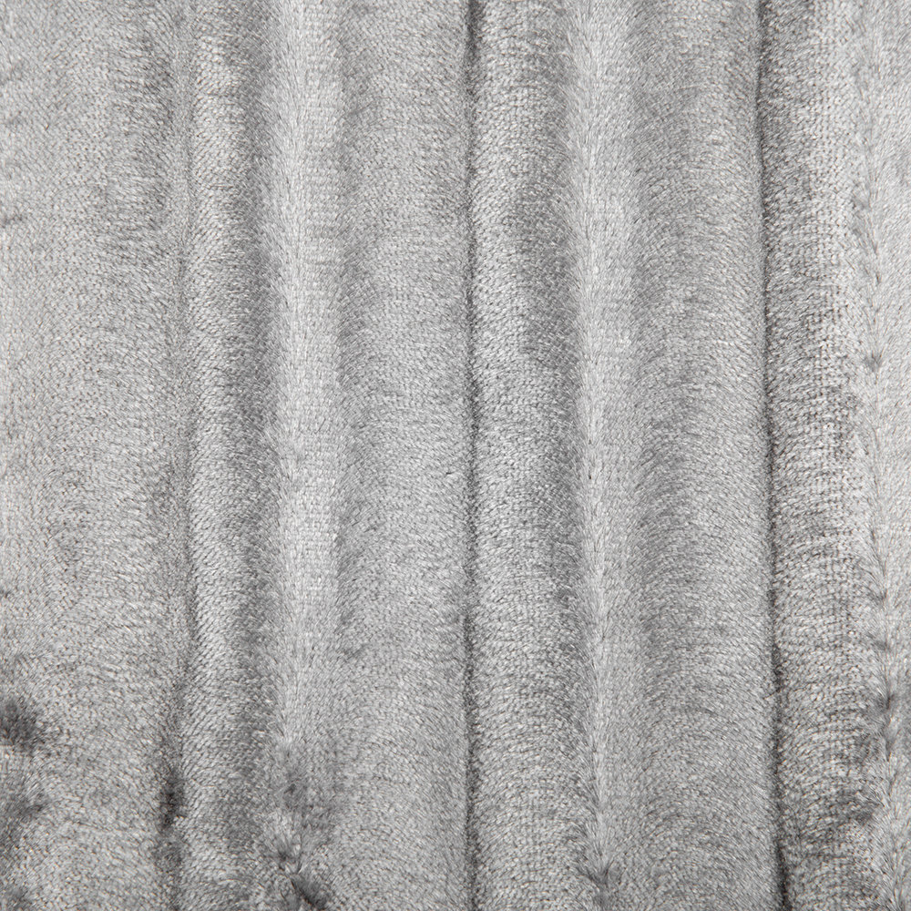 Kylie Minogue at Home - Iliana Lined Eyelet Curtains - Silver - 229x229cm