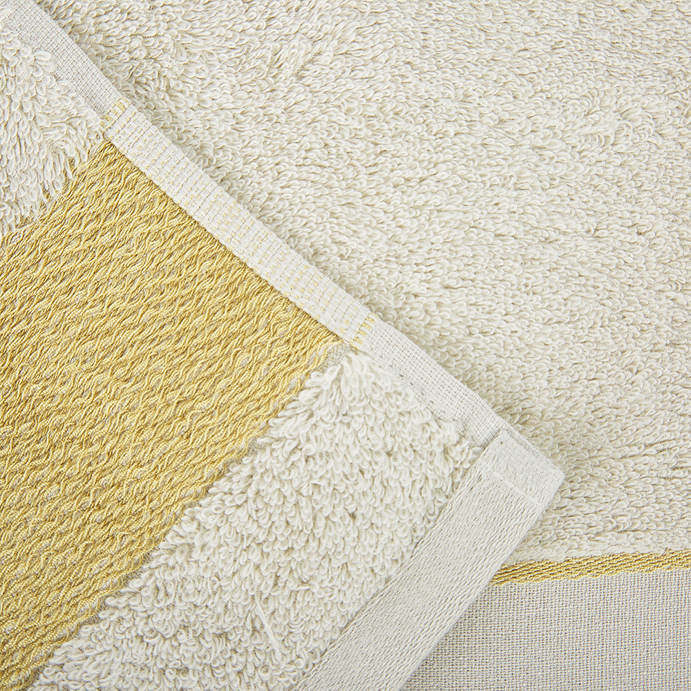 Roberto Cavalli - Gold New Towel - Sand - Bath Sheet