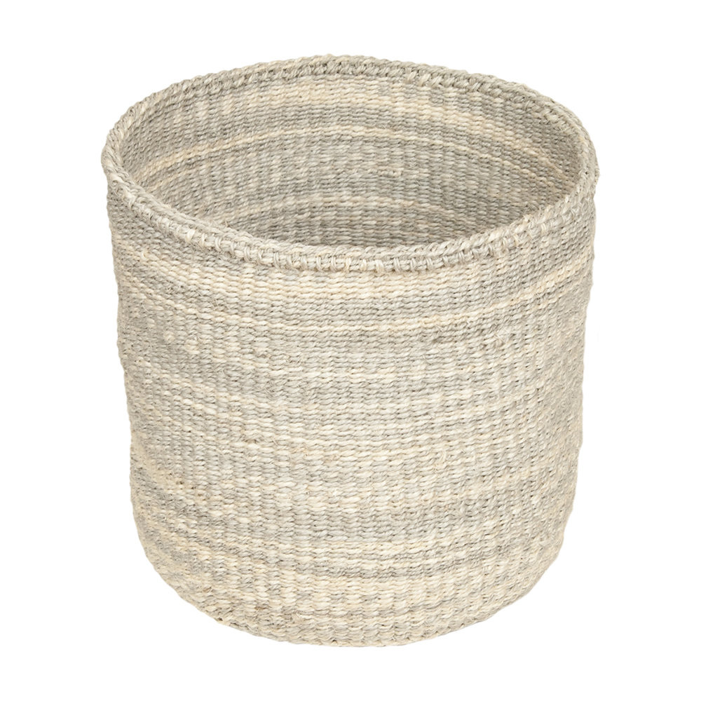 The Basket Room - Cloud Kuteleza Hand Woven Basket - L