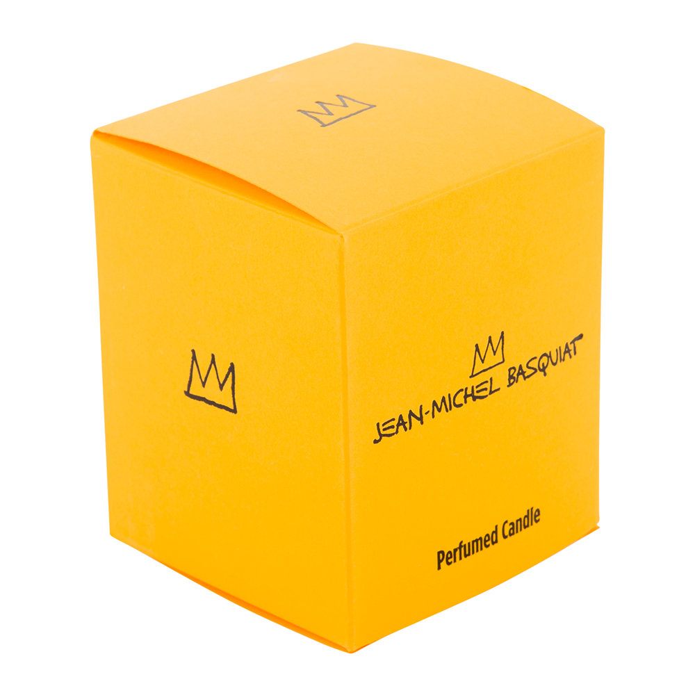 Ligne Blanche - Jean-Michel Basquiat Scented Candle - King Pleasure - Fig