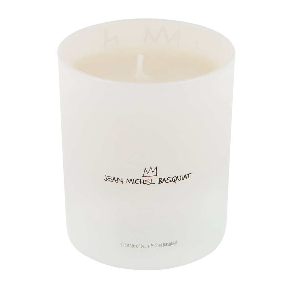 Ligne Blanche - Jean-Michel Basquiat Scented Candle - Revenge - Lily of the Valley