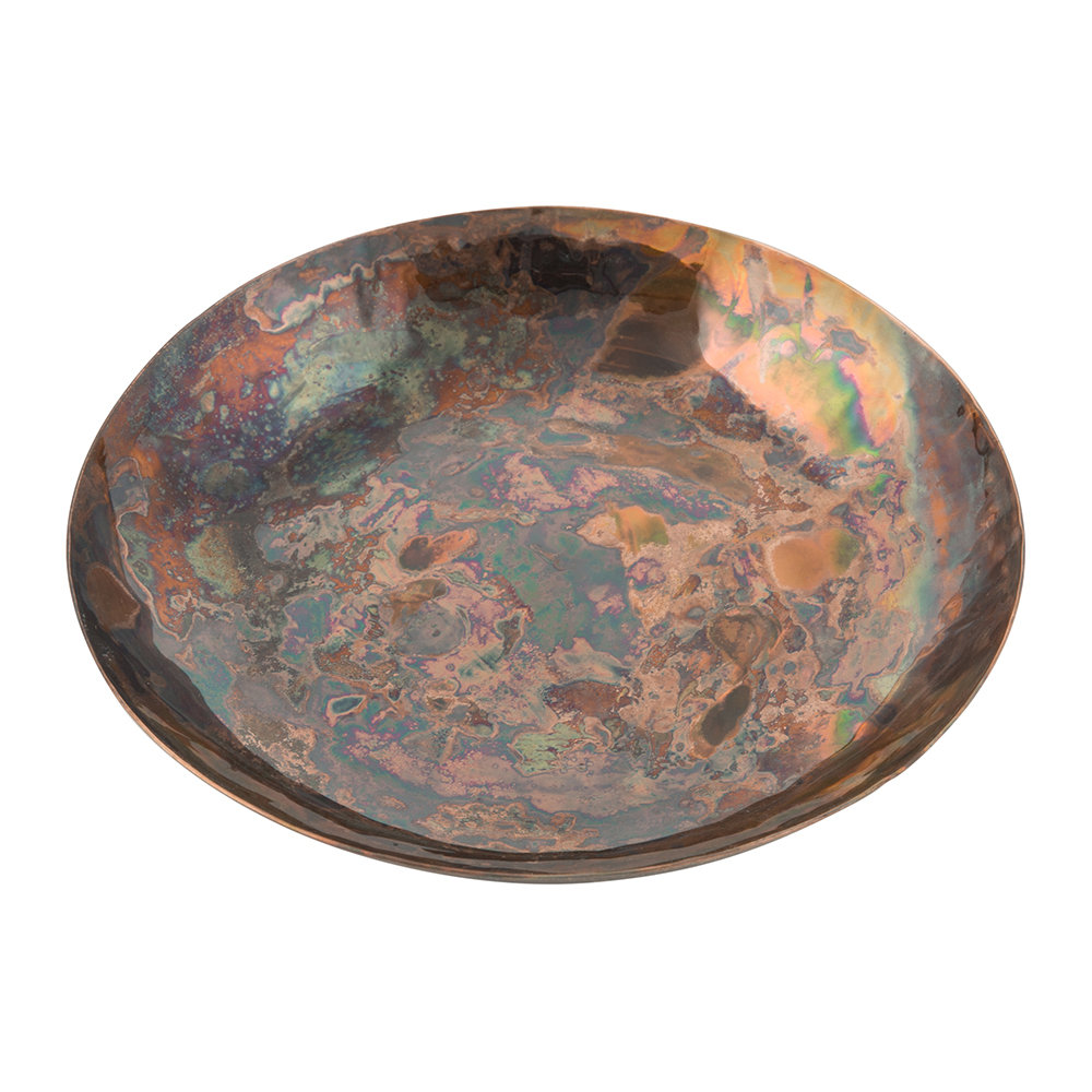 A by AMARA - Burnt Effect Dish - Small