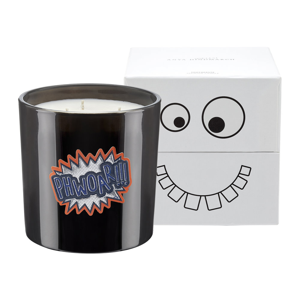 Anya Hindmarch - Anya Smells Toothpaste Candle - Fresh Peppermint and Rhubarb - 700g