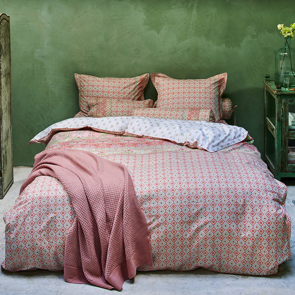 Buy Pip Studio Nilgirig Duvet Set Pink King Amara