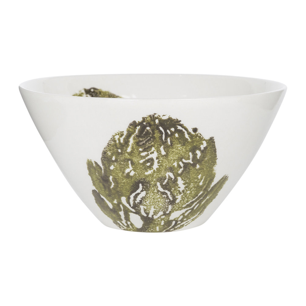 Emily Bond - Artichoke Soup Bowl
