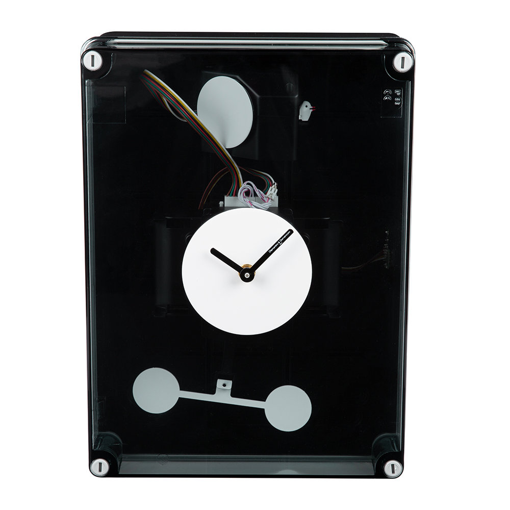 Diamantini  Domeniconi - Elettrico Cucù Clock - Black/White