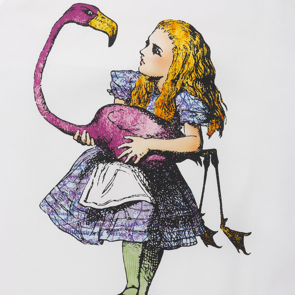 Mrs Moore's Vintage Store - Alice In Wonderland Apron - Alice