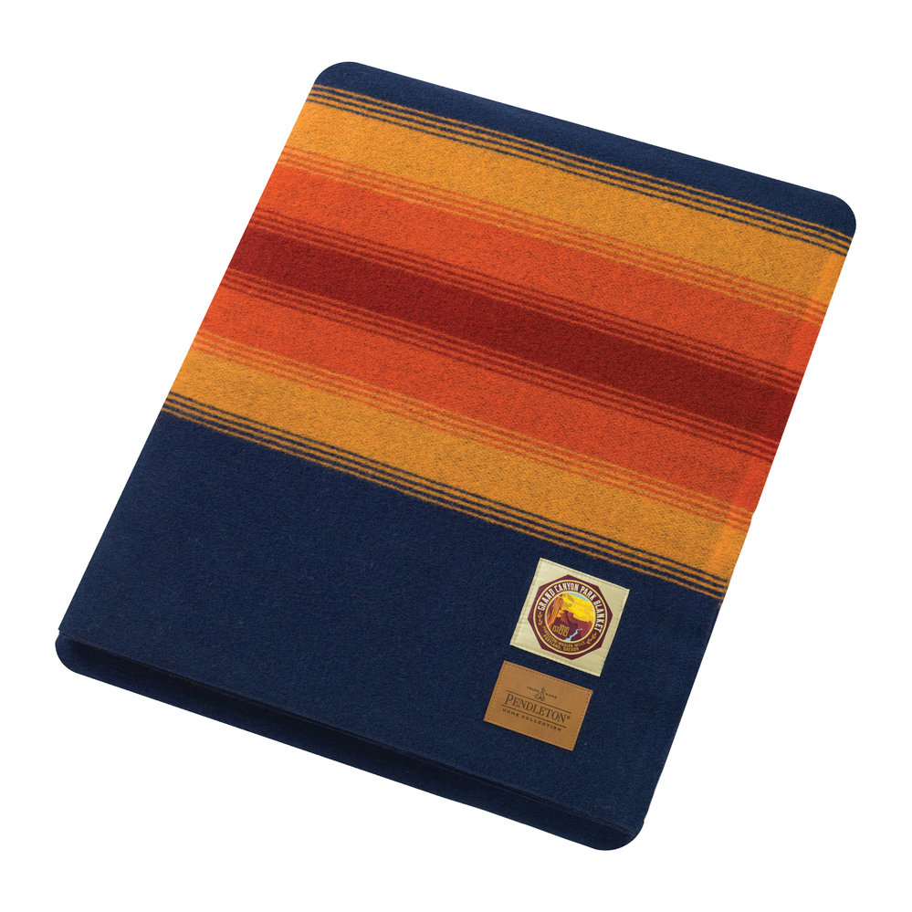 Photo of Pendleton - National Park Blanket - Grand Canyon - shop Pendleton Linens, Bedding, Blankets, Throws online