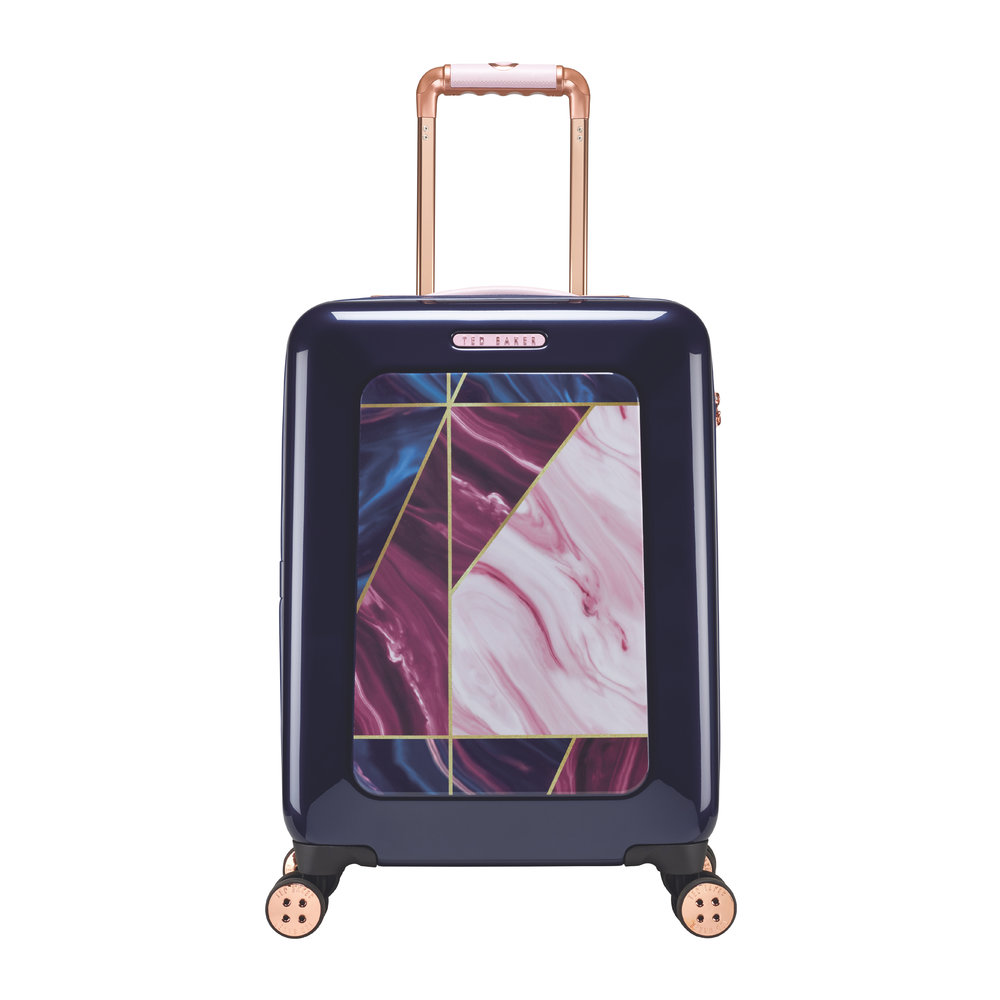 Ted Baker - Balmoral Limited Edition Suitcase - Small - Purple