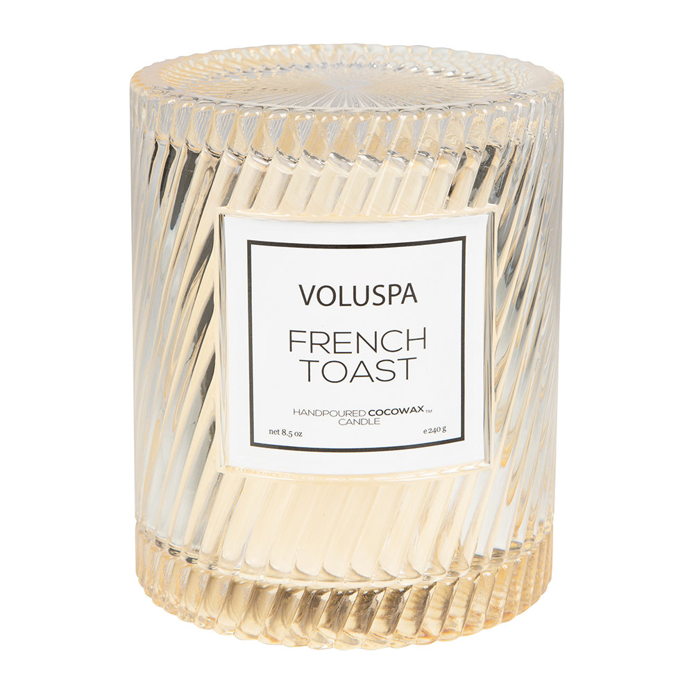 Voluspa - Macarons Icon Candle - French Toast - 240g