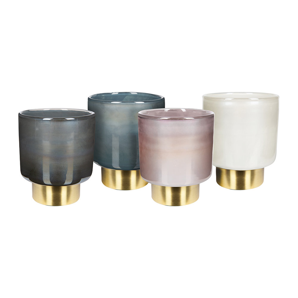 Pols Potten - Belt Candle Holders - Set of 4 - Small