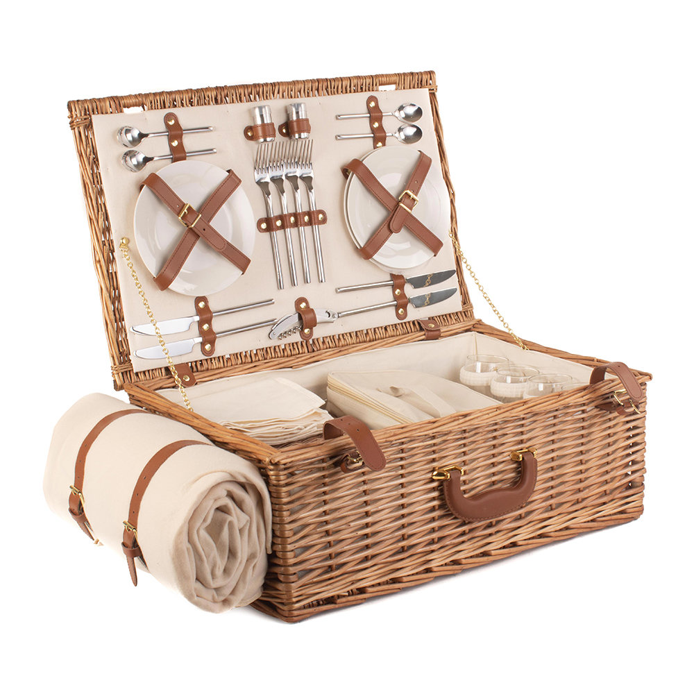 Image of A by AMARA - Deluxe Hamper - 4 Person