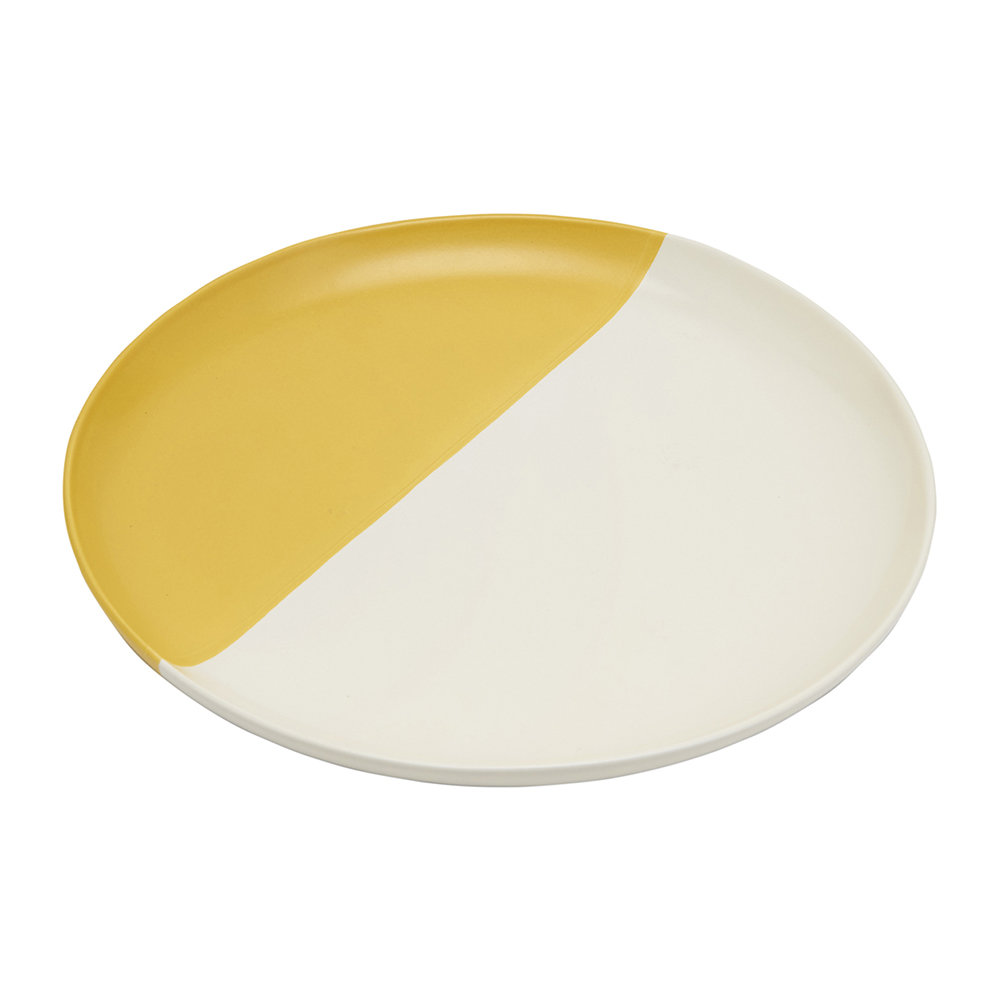 Buy Joules Galley Grade Dinner Plate - Gold | Amara