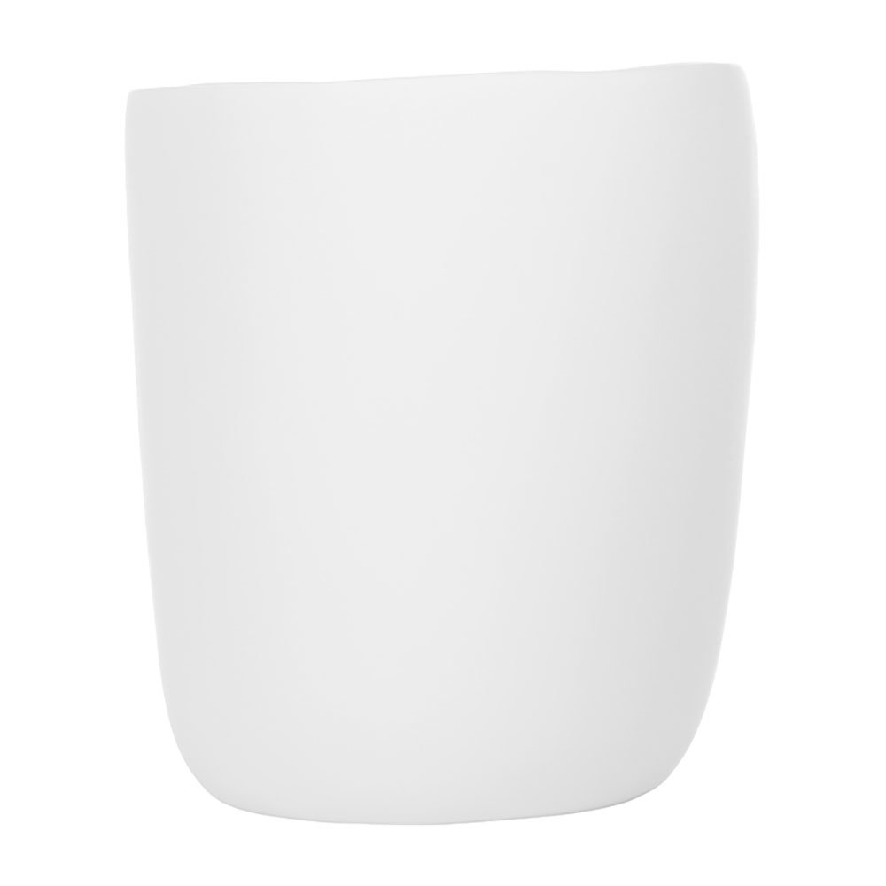 Tina Frey Designs - Round Trash Can - White