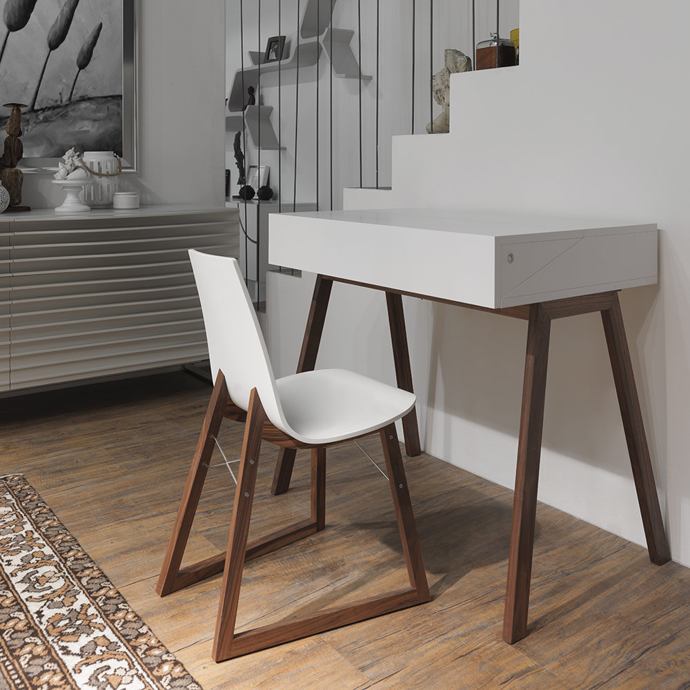 Horm & Casamania - Bureau Desk - White