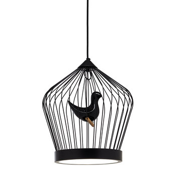 Twee T Ceiling Light - Black