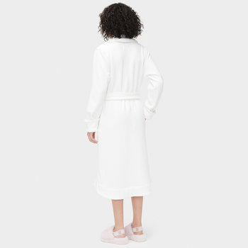 Women's Duffield II Bathrobe - Cream