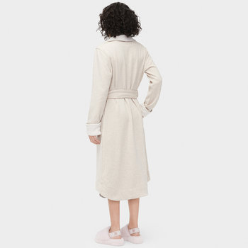 Women's Duffield II Bathrobe - Oatmeal Heather