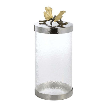 Butterfly Ginkgo Kitchen Canister - Large