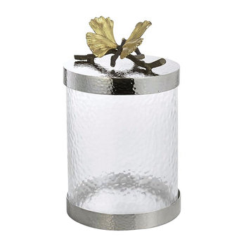 Butterfly Ginkgo Kitchen Canister