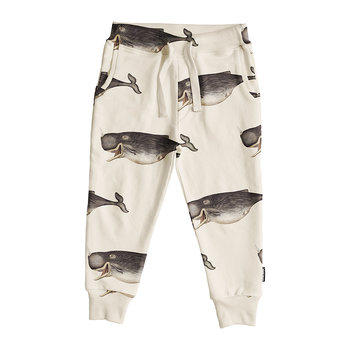 Children's Whale by the Dybdahl Lounge Trousers