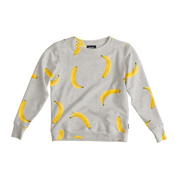 Women's Banana Grey Sweater